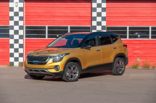 Review update: The 2021 Kia Seltos SX pairs style with substance