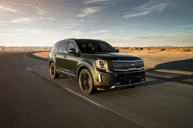 Kia Telluride: Best Family Car To Buy 2021