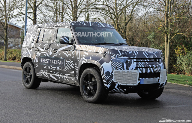 New Land Rover Defender To Test Locally In 2019 Start