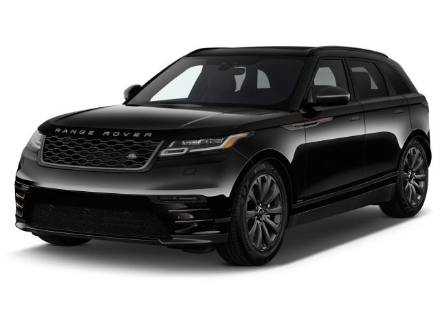 2021 Land Rover Range Rover Velar P250 R-Dynamic S Angular Front Exterior View