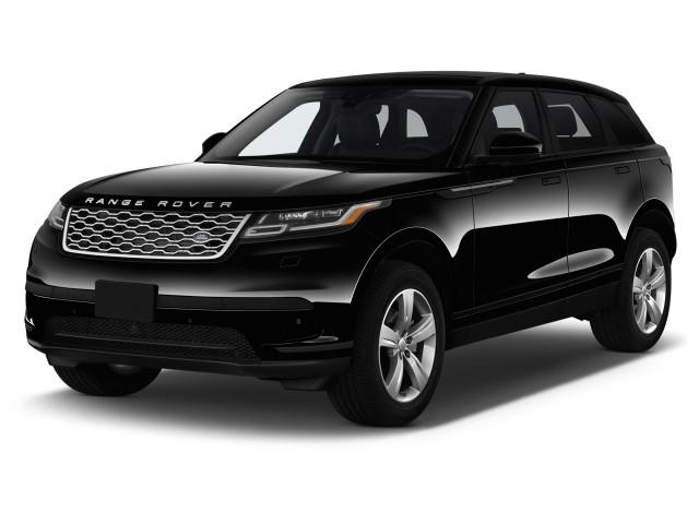 2021 Land Rover Range Rover Velar P250 S Angular Front Exterior View