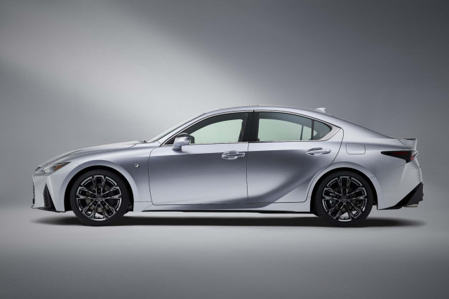 2021 Lexus IS F Sport priced, 2021 BMW 4-Series preview, GM debuts electric Buick: What's New @ The Car Connection