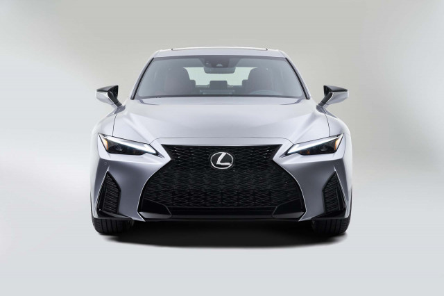 Lexus takes the covers off new 2021 IS sedan with sportier looks