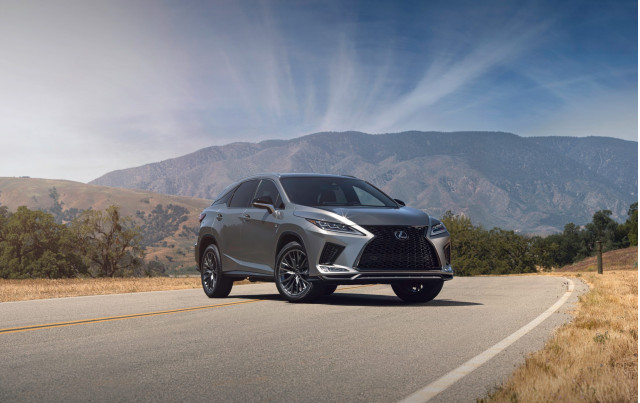 2021 Lexus RX safety downgraded, Aston Martin soldiers ahead, Volvo launches C40 EV: What's New @ The Car Connection