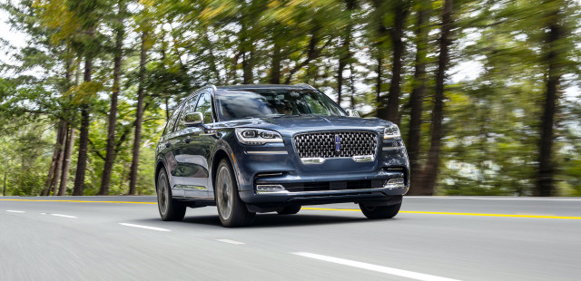 2021 Lincoln Aviator Grand Touring