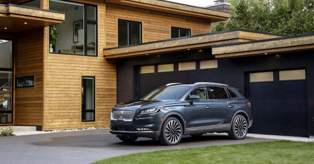 2021 Lincoln Nautilus refreshed with a modern, connected cabin