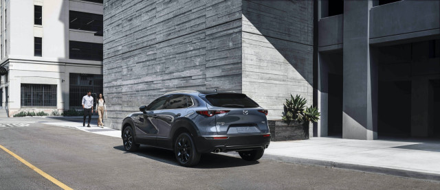 2021 Mazda CX-30 2.5 Turbo