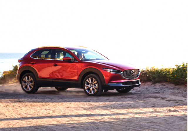 2021 Mazda CX-30 2.5 Turbo costs $2,200 more than the non-turbo engine