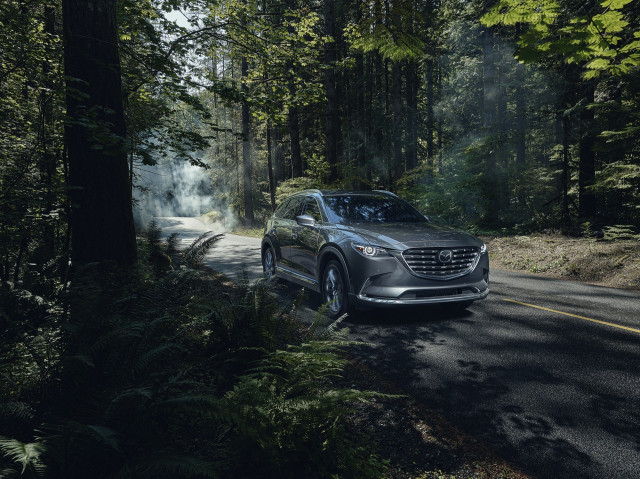 2021 Mazda CX-9 crossover shows off new Carbon Edition for $42,180