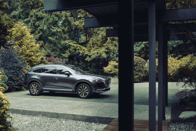 Review update: 2021 Mazda CX-9 outhustles the big boys