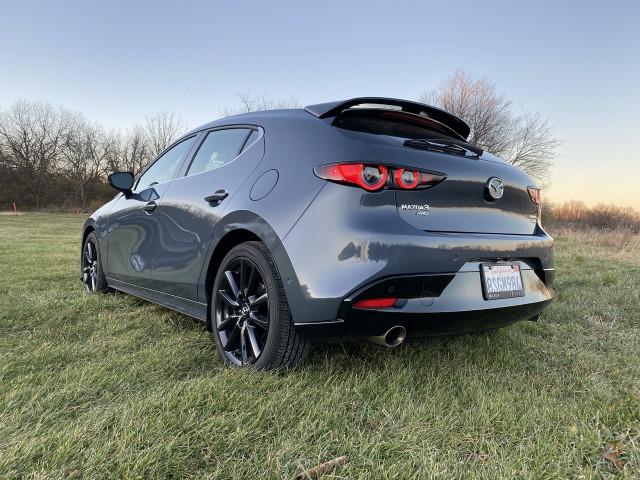 2021 mazda 3 2.5 turbo hatchback rekindles an old flame