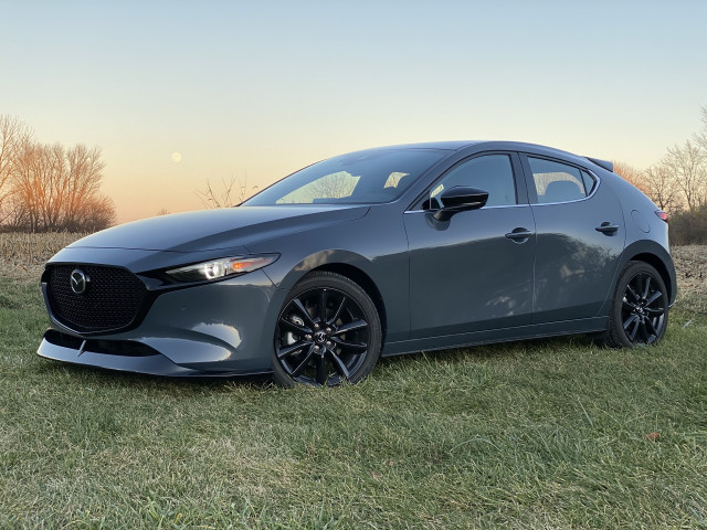 2021 Mazda 3 2.5 Turbo Hatchback