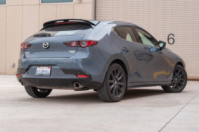 2021 Mazda 3 Turbo