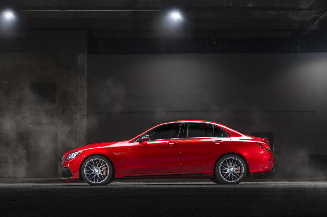 2021 Mercedes-Benz C-Class (AMG C63 S)