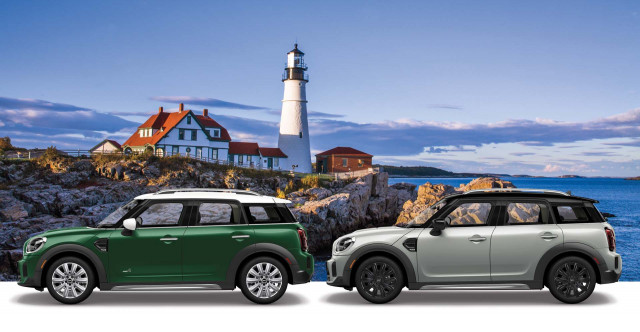 2021 Mini Countryman Oxford Edition