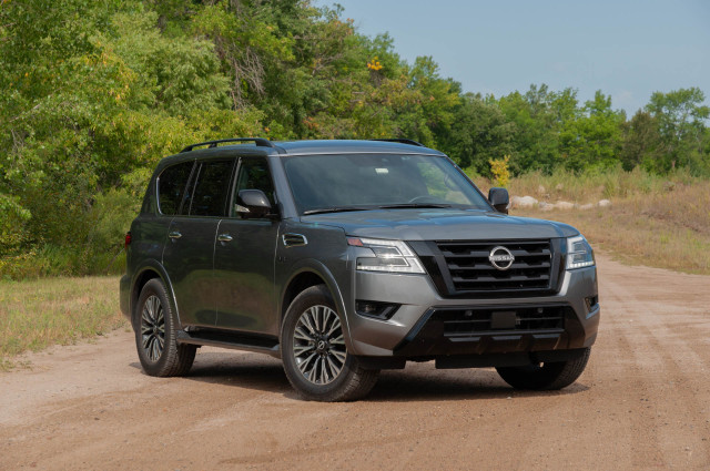 Review update: 2021 Nissan Armada attacks big SUVs with small upgrades
