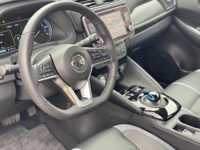 2021 Nissan Leaf Sl Plus