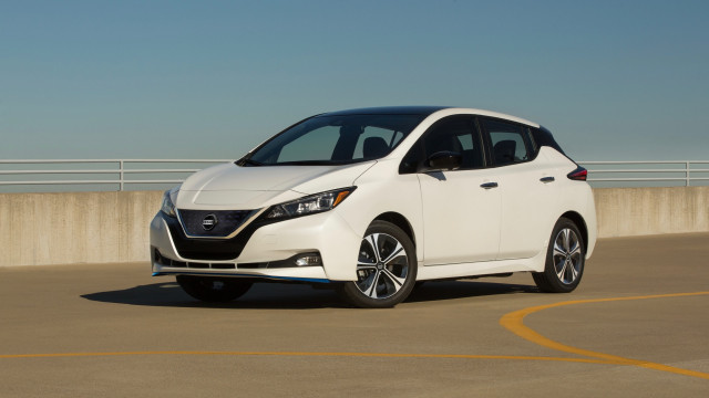 Nissan Leaf: Best Hatchback To Buy 2021