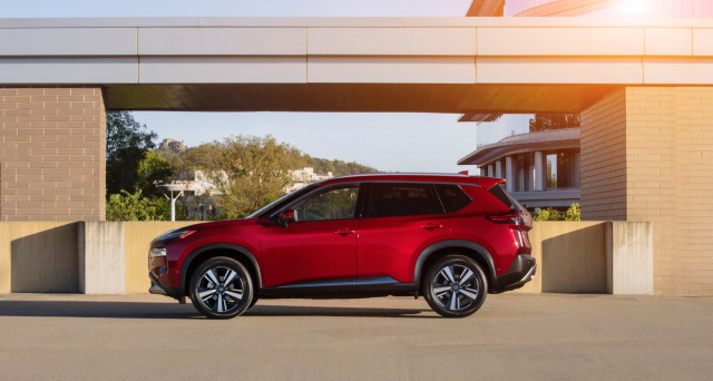 2021 Nissan Rogue toys with more efficient turbo-3