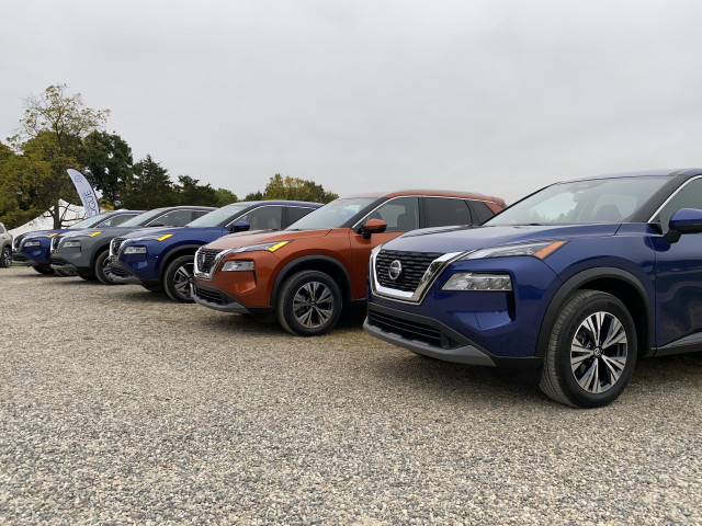 2021 Nissan Rogue vs. 2021 Toyota RAV4: Compare Crossover SUVs