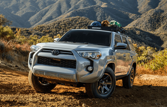 2021 Toyota 4Runner updated, Trail editions return, and TRD Pros get spacey