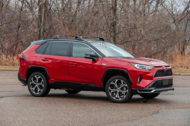 Toyota RAV4 Prime: Best Car To Buy 2021 nominee