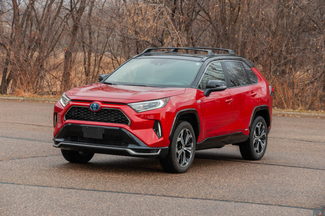 Review update: 2021 Toyota RAV4 Prime makes the perfect stopgap