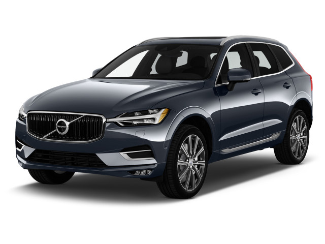 2021 Volvo XC60 T5 AWD Inscription Angular Front Exterior View