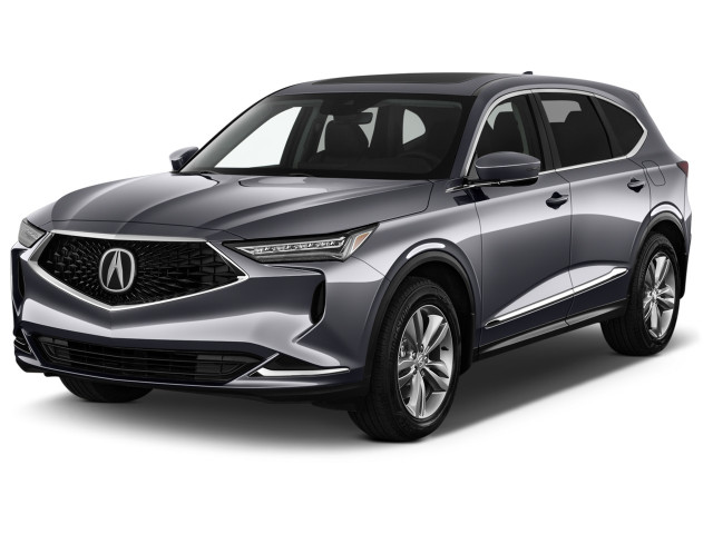 2022 Acura MDX SH-AWD Angular Front Exterior View