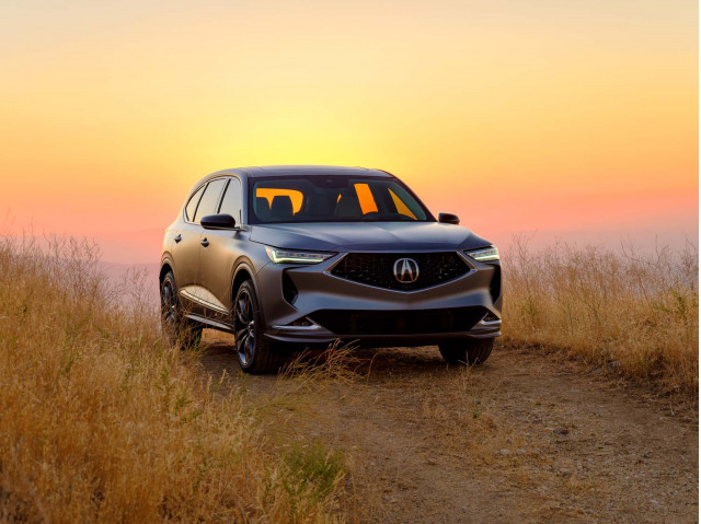 2022 Acura MDX unveiled, 2021 Rolls-Royce Ghost driven, Mercedes EQS leads the charge: What's New @ The Car Connection