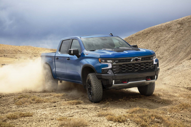 2022 Chevy Silverado updated, 2022 Lexus IS 500 tracked, Outlander PHEV revisited: What's New @ The Car Connection
