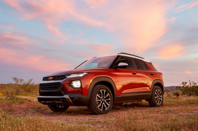 2021-2022 Chevy Trailblazer and Buick Encore GX earn Top Safety Pick awards