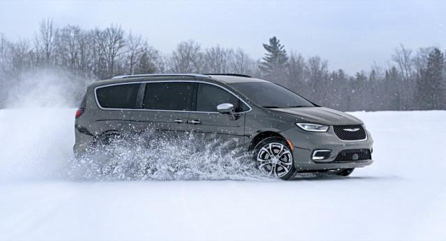 2022 Chrysler Pacifica