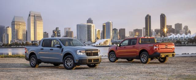 2022 Ford Maverick vs 2022 Nissan Frontier vs 2022 Hyundai Santa Cruz: A tale of 3 trucks