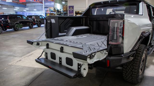 2022 Hummer EV Prototype