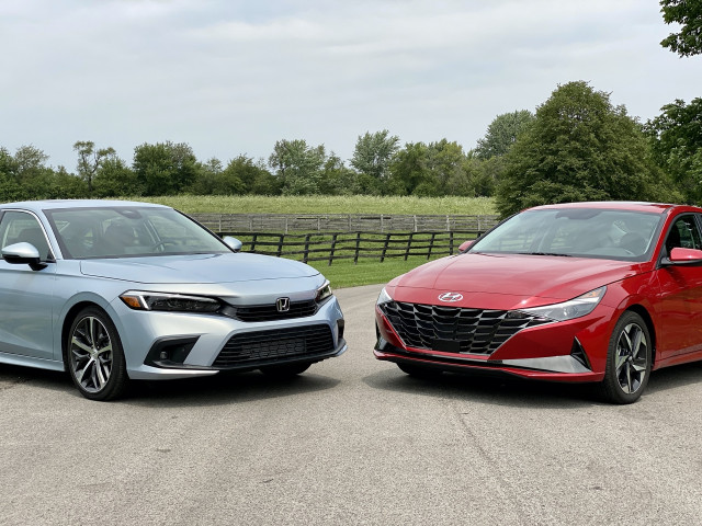Civic and Elantra compared, 2022 NSX Type S debuts, Senate caps EV tax credit: What's New @ The Car Connection