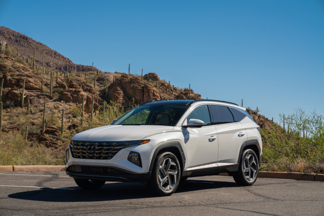 RAV4 vs. Tucson, next Toyota Tundra teased, Ford's EV strategy: What's New @ The Car Connection