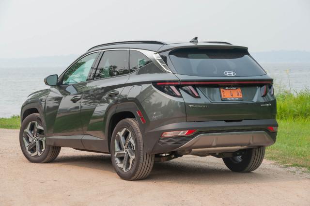 2022 Tucson Limited Engine, 2022 Hyundai Tucson Limited Hybrid Gets Attention Despite Poor Fuel Economy Autobala