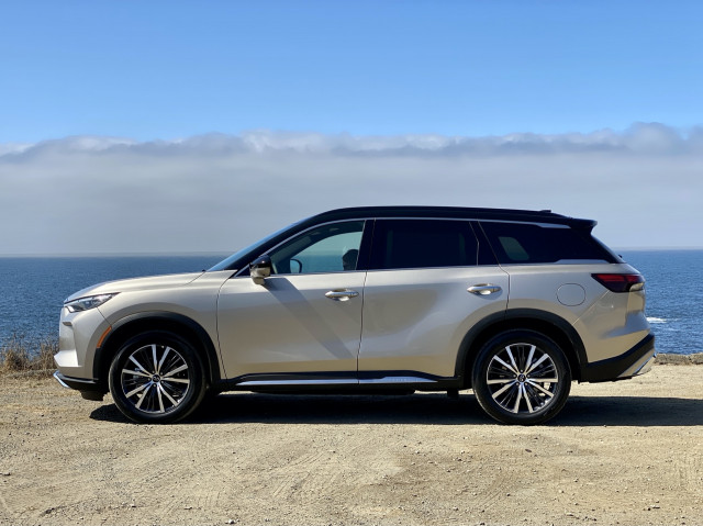 2022 Infiniti QX60 driven, 2021 Lotus Evora tested, Toyota to cut EV costs: What's New @ The Car Connection