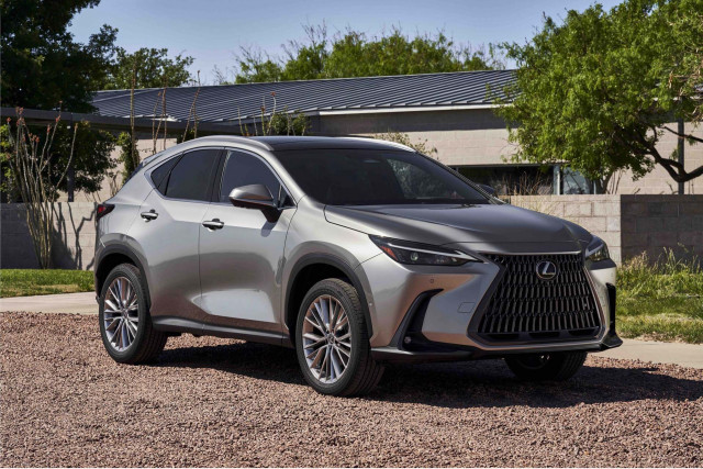 2022 Lexus NX debuts, Tesla Model S Plaid sets speed record, Maserati teases EV: What's New @ The Car Connection