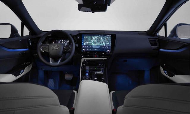2022 Lexus NX