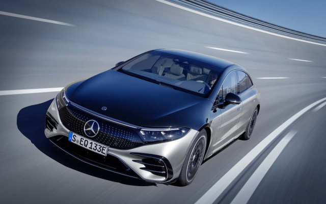 Mercedes-Benz headlines a dozen automakers committed to electric vehicle futures