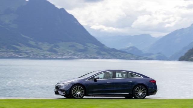 Mercedes-Benz expands EV portfolio with EQE, EQB