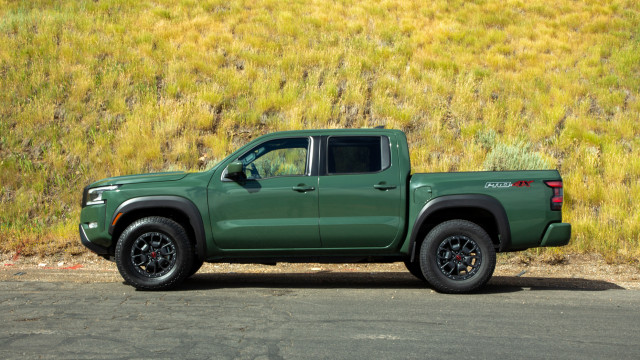 2022 Nissan Frontier: Big changes, small price hike to $29,015