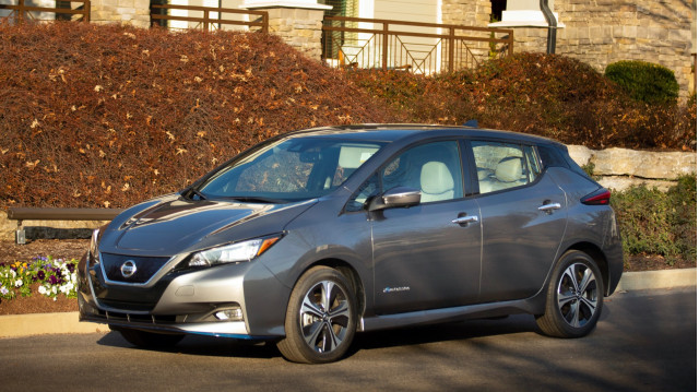 Cheapest EV: 2022 Nissan Leaf price cut $4,170, could cost less than $21,000
