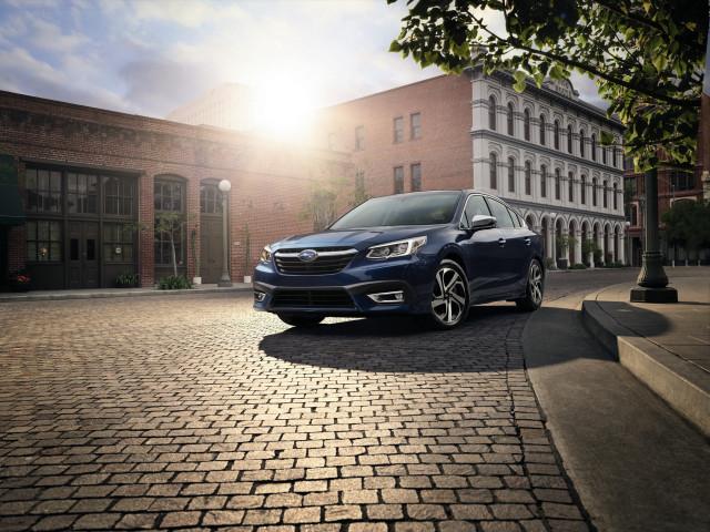 2022 Subaru Legacy Sport gets a big price jump to $29,750