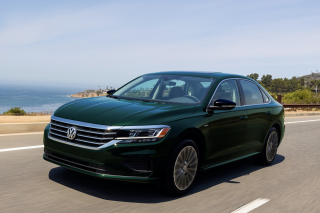 Volkswagen Passat sedan discontinued after 2022 Limited Edition model