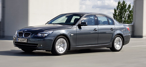 5-Series sedan joins BMW\'s armored Security division