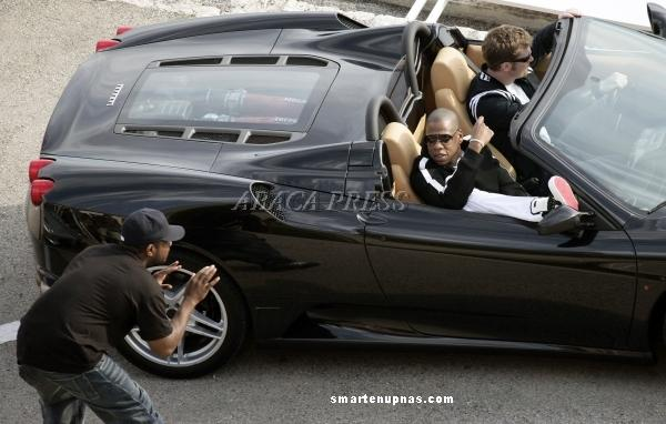 Pictures From Jay Z S New Video