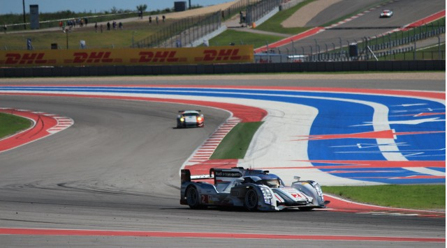 6 Hours of Austin, Circuit of the Americas, September 2013